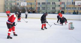 Zagrali na lodzie na rzecz WOŚP