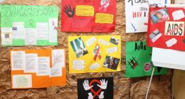 Światowy Dzień Walki z AIDS w Gimnazjum nr 1