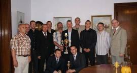 Sportowcy gościli u Prezydenta Miasta