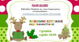 Mikołajkowe spotkanie w Filii nr 2 dla Dzieci