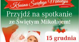 Przyjdź na spotkanie ze Świętym Mikołajem!