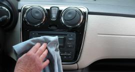 Mycia samochodu podczas zimy