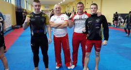 Inowrocławscy kickboxerzy na zgrupowaniu kadry