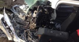32-letnia kobieta zginęła w wypadku samochodowym
