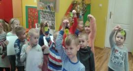 Przedszkolaki przygotowują się na ferie