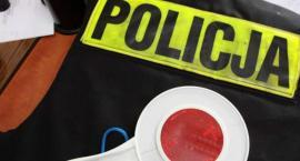 Nielegalny towar pod Pakością przechwyciła Policja