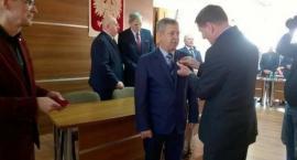 Andrzej Dargacz odznaczony