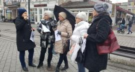Czarny protest odbył się w Inowrocławiu