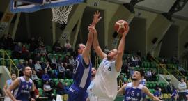 Noteć przegrywa z Biofarmem Basket Poznań