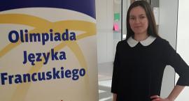 Antonina Finalistka Olimpiady Języka Francuskiego