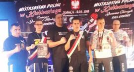 Michał Olszewski powrócił z medalem