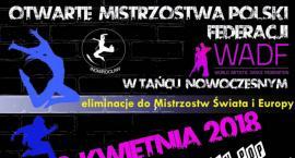 Przed nami roztańczony weekend – Otwarte Mistrzostwa Polski Federacji WADF