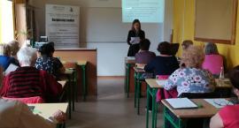 """Pierwsze szkolenia w ramach projektu """"Bezpieczny senior"""" za nami"""
