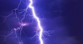 Uwaga, mogą wystąpić burze z opadami deszczu