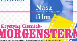 Krystyna Cierniak-Morgenstern w Bibliotece Miejskiej