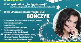 Filmowa noc z SZAJBĄ i Olgą Bończyk