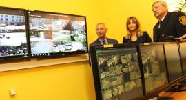 System monitoringu miejskiego został unowocześniony i ma nową centralę