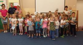 Rojewskie przedszkolaki uczą się zasad bezpieczeństwa