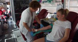 Akcja poboru krwi trwa dziś od 10.00 do 14.00. Dołącz do nas!