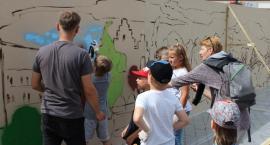 """""""Graffiti""""na inowrocławskim Rynku? TAK!"""