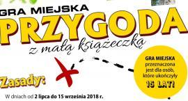 Wakacyjna PRZYGODA z Biblioteką