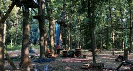 W sobotę otwarcie parku linowego