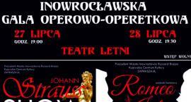 Inowrocławska Gala Operowo-Operetkowa - 27-28 lipca