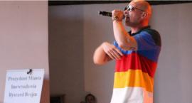 Koncert rapowy w Teatrze Letnim