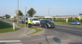 Policjanci dbają o bezpieczeństwo na drogach
