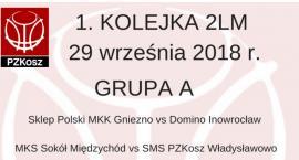 29 września rozpoczyna grę II liga koszykarzy