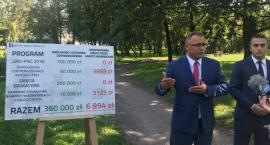 Ireneusz Stachowiak punktuje prezydenta
