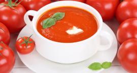 Niezwykle aromatyczna zupa krem z pomidorów
