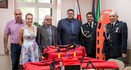 Dofinansowali strażaków z Gminy Inowrocław