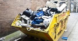 Bezpłatnie odbiorą śmieci wielkogabarytowe