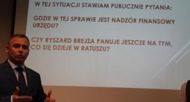 Konferencja Ireneusza Stachowiaka - faktury