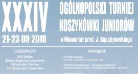Przed nami XXXIV Memoriał prof. Bączkowskiego