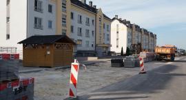 Powstaje nowy chodnik na Solnie