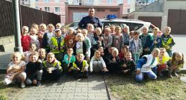 Janikowscy policjanci działają na rzecz dzieci