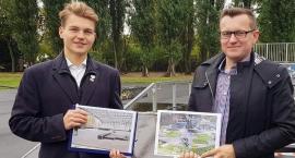 Szymański i Wroński chcą zadaszenia Skateparku i zbudowania Pumptracku