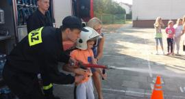 Strażacy z ZSP nr 1 w Janikowie
