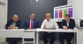 Konferencja Janusza Radzikowskiego