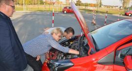 Przeszli kurs teoretyczny i praktyczny z techniki jazdy!