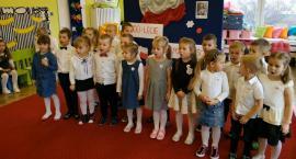 Przedszkolaki także świętowały