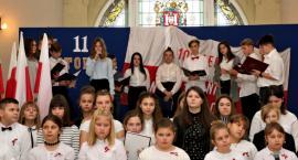 Apel z okazji 100. rocznicy Odzyskania Niepodległości przez Polskę w SP1