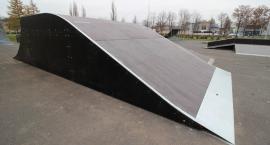 Nowa atrakcja w inowrocławskim Skate Parku!