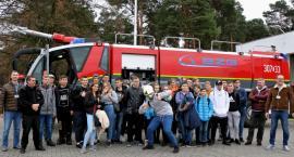 Uczniowie SP1 odwiedzili lotnisko w Bydgoszczy