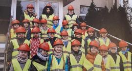 Kujawskie dzieci z wizyta w Zakładzie Energetyki Cieplnej