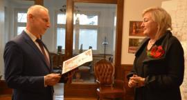 Prezydent pożegnał Wiesławę Pawłowską