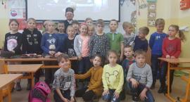 Górnicze opowieści w szkolnej ławie