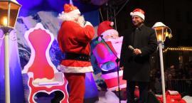 Św. Mikołaj pojawił się na inowrocławskim Rynku